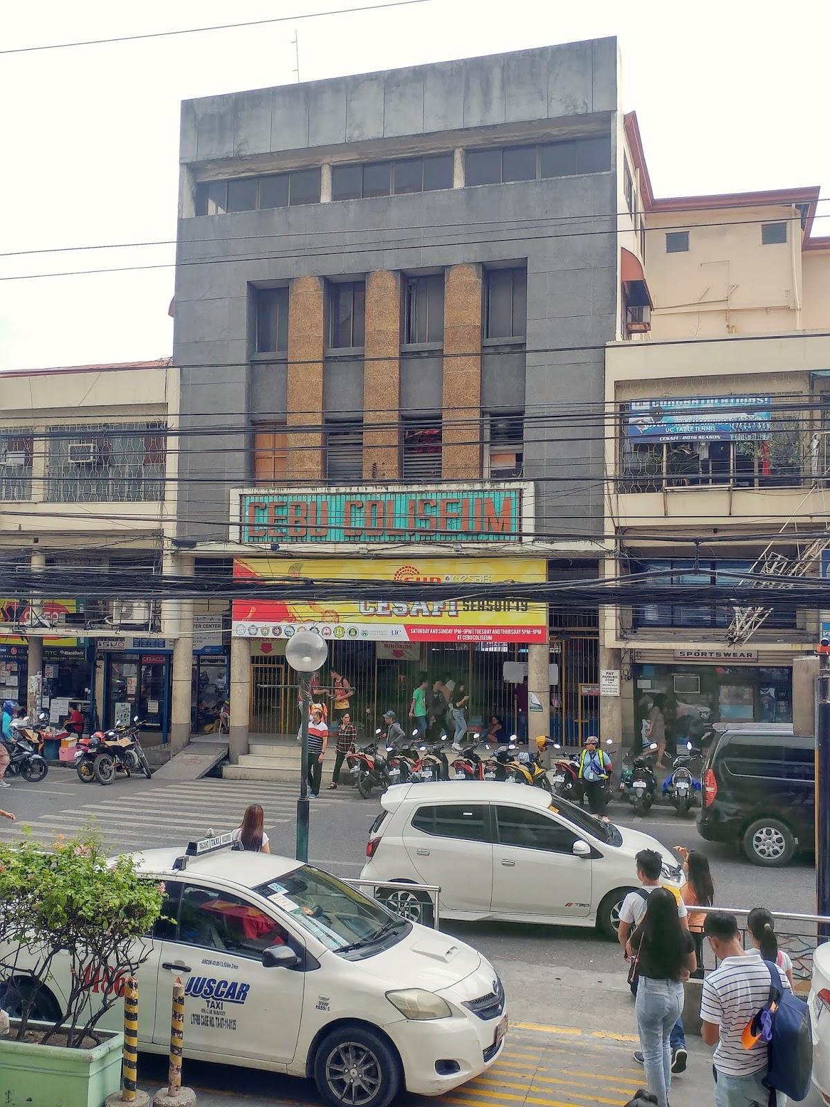 A Cebu Street Named Sanciangko