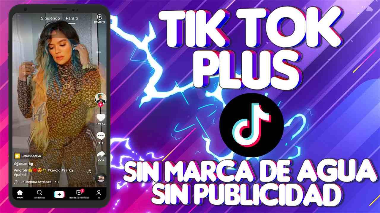 Tik Tok Plus Nuevo Mod de Tik Tok para Android