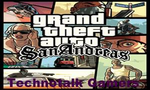 GTA San Andreas Highly Compressed (1 MB)