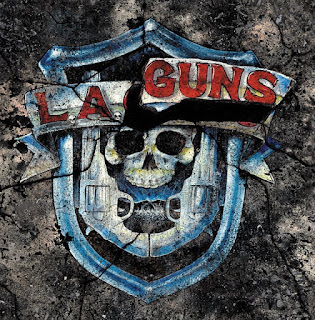 "L.A. Guns - ""Christine"" (audio) from the album ""The Missing Peace"""