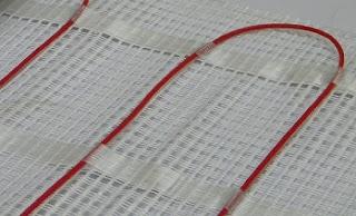 In Floor Warming Heating Mat 120v Underfloor Electric