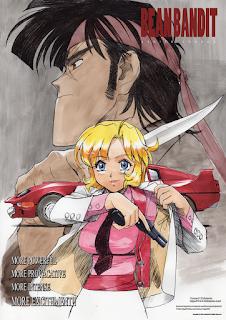 "Anime: Finaliza el Kickstarter del anime ""Bean Bandit"" de Kenichi Sonoda"