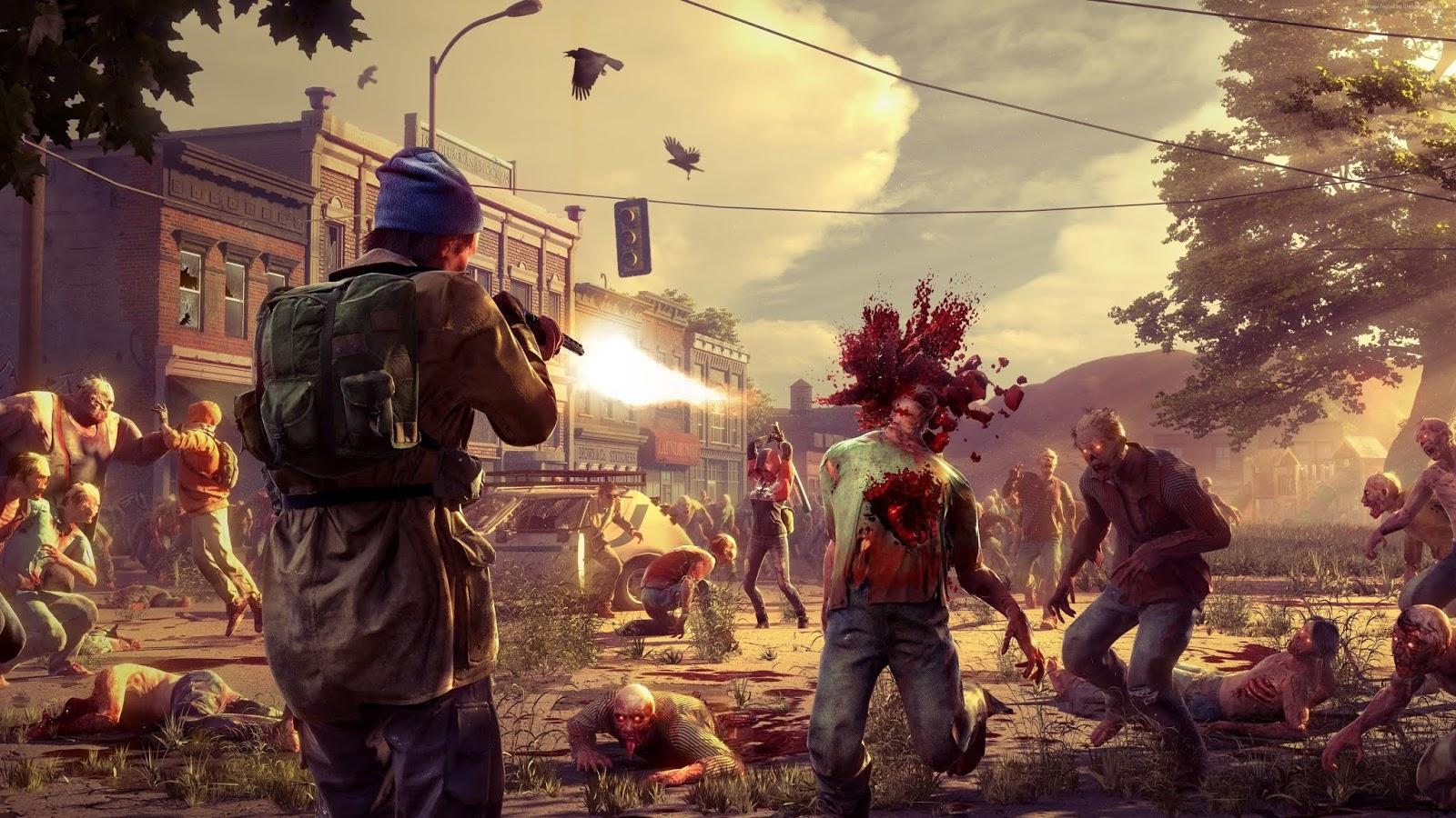 Cerita Zombie Apocalypse Terseru Bagian (Prolog)