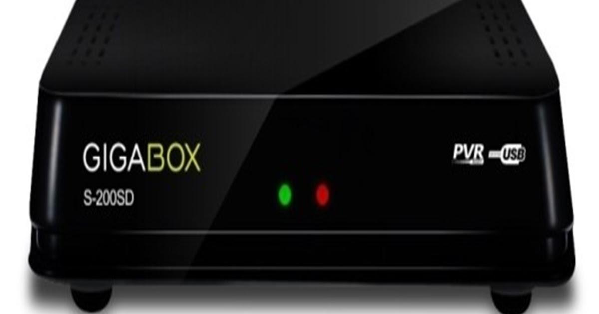 gigabox - GIGABOX NOVA ATUALIZAÇÃO P