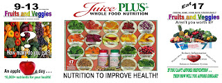 Juice Plus Virtual Franchise Work with Me