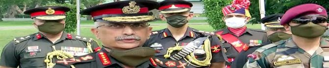 Pandemic Another Kind of War, Army Has Left No Stone Unturned In Helping, Says Army Chief