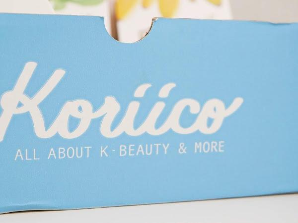 เปิดกล่องBEAUTY BOX จากแบรนด์ LOVLUV จากเว็บไซต์ Koriico.com