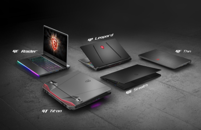 Check Out These New MSI Laptops Launched at CES 2020