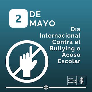 Día contra el Bullying o Acoso Escolar