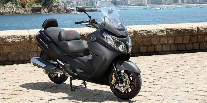 Prueba: Maxiscooter, SYM Maxsym 600i ABS - Fénix Moto