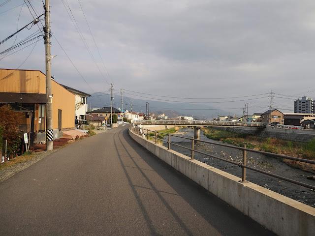松本 田川