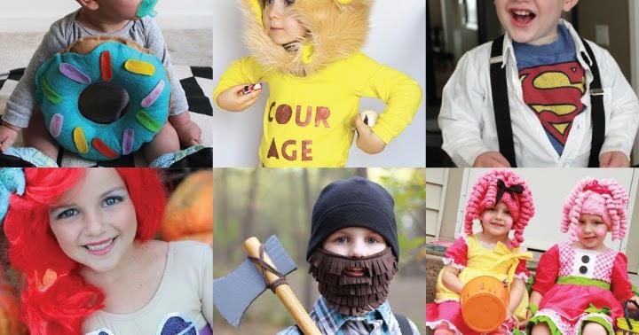 sc 1 st  Artsy Fartsy Mama & 30+ DIY Kids Halloween Costumes | artsy-fartsy mama