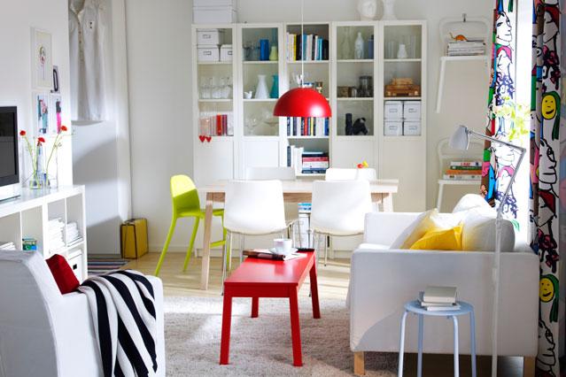 Idea Untuk Dekorasi Ruang Tamu Ikea Bahagian 3