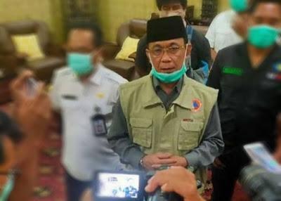 Walikota Mataram, H Ahyar Abduh