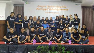 Blogger dan Netizen Kesehatan Bali