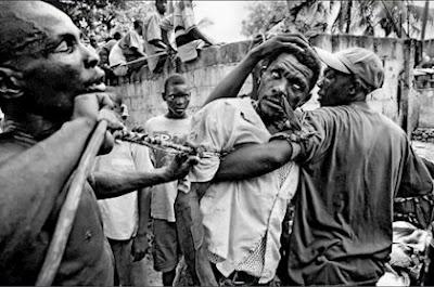 Rituales en Haití, origen de los zombis