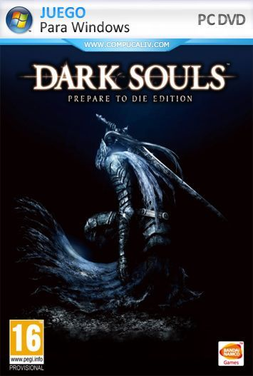 Dark Souls 1: Prepare to Die Edition (2012) PC Full Español