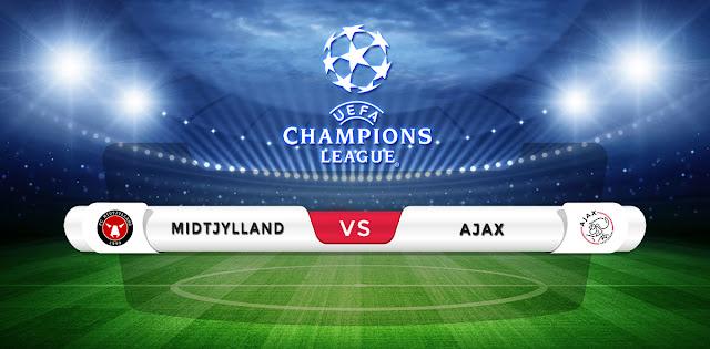 Midtjylland vs Ajax Prediction & Match Preview