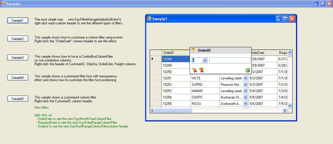 Datagridviewcheckboxcolumn Example