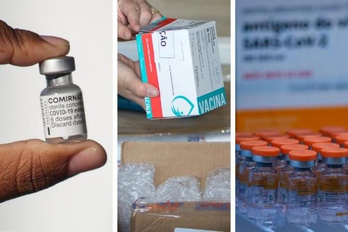 Pfizer, Astrazeneca e Coronavac. As principais diferenças das vacinas contra o Corona Vírus, Covid 19