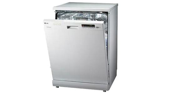 LG Dishwasher LG D1451WF