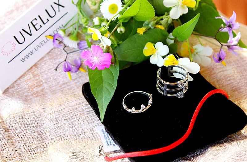 Отзыв: Изысканные серебряные украшения из ювелирного бутика UVELUX.