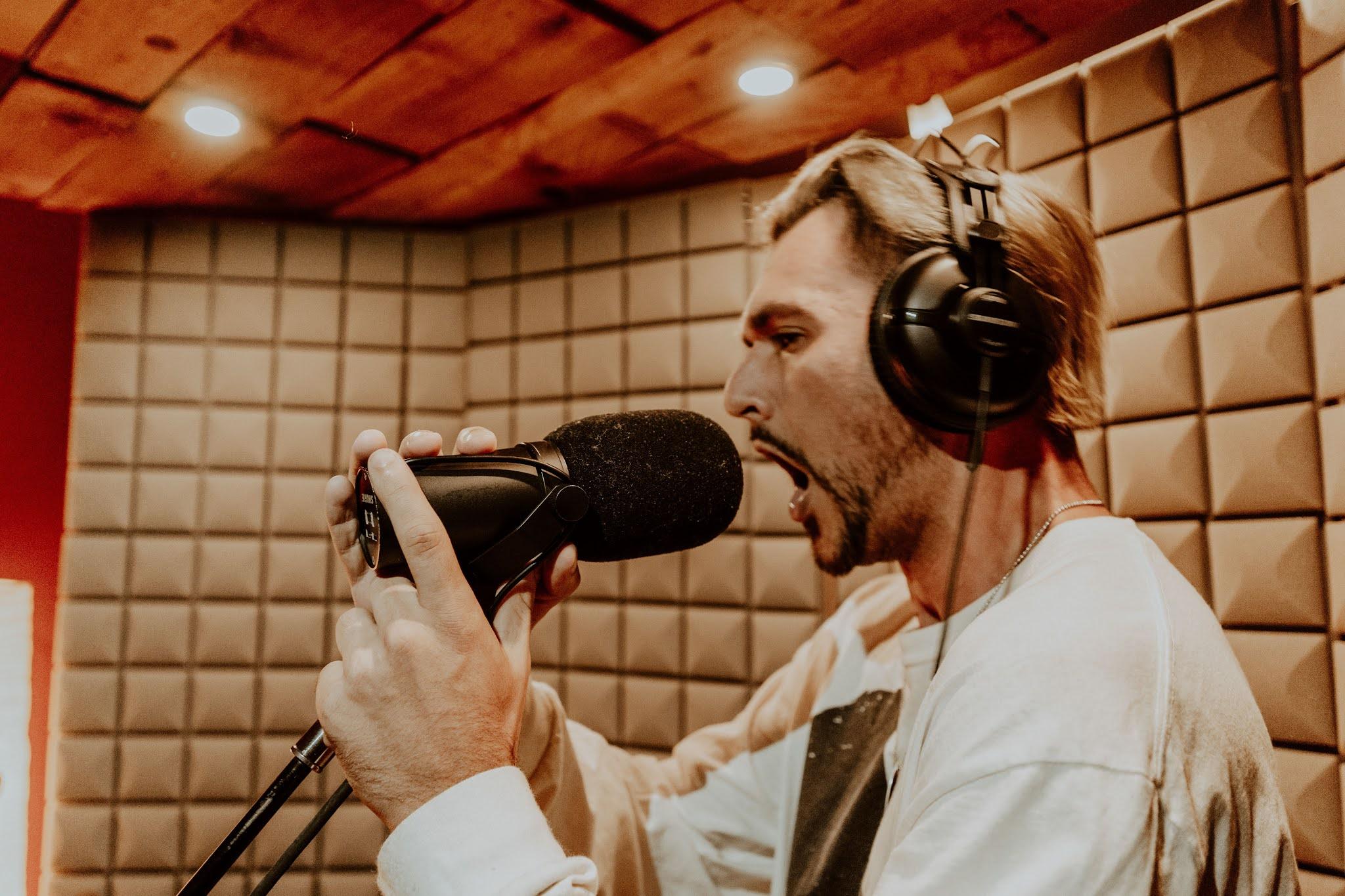 Court Order - In The Studio