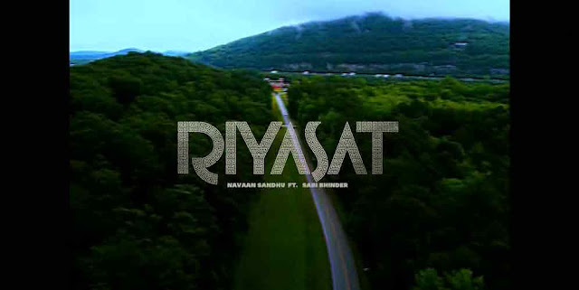 Navaan Sandhu and Sabi Bhinder Riyasat Song LyricsTuneful