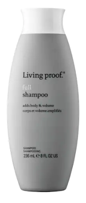 living proof full shampoo sulfate-free shampoo for fine hair
