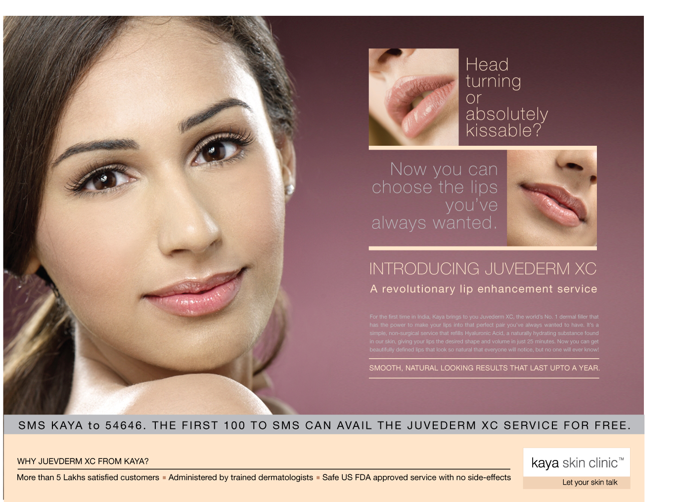 Kaya Skin Clinic: Perfectly Pouty Or Lusciously Full?