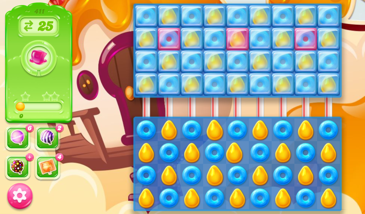 Candy Crush Jelly Saga 411