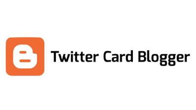 Memasang Meta Twitter Card Blogger