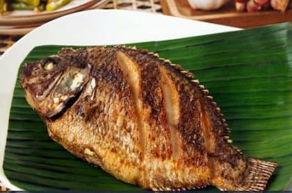 طريقة عمل السمك المقلي المقرمش