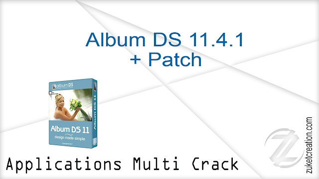 Album DS 11.4.1 + Patch   | 419 MB