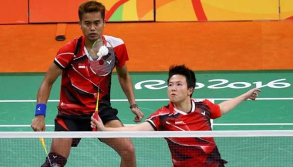 Jadwal Badminton Olimpiade 17 Agustus 2016
