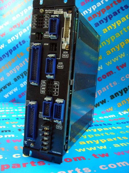 YASKAWA YASNAC MOTIONPACK-110 MOTION CONTROLLER JEFMC-C012B SIE-C881-10D