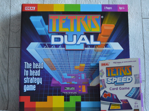 Review and Giveaway | Celebrating 35 Years Of Tetris