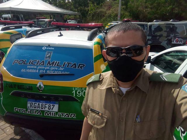Aroazes: Grupamento Policial Militar é contemplado com nova viatura.