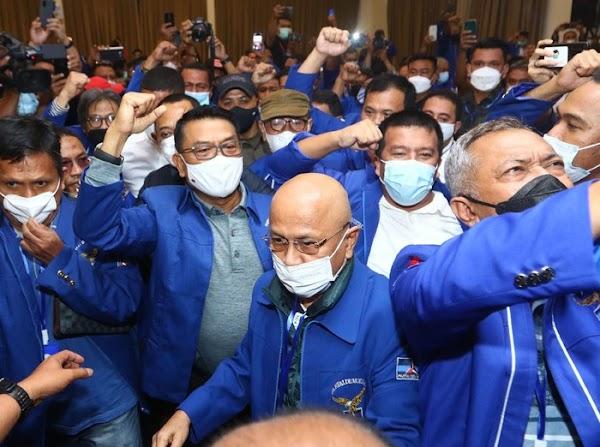 Refly Harun Sarankan Jokowi Beri Sanksi Tegas ke Moeldoko