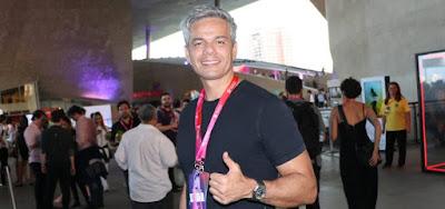 Otaviano Costa participou da Rio2C; apresentador falou sobre a saída da Globo após dez anos