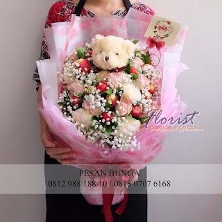 Madame Florist, jual handbouquet murah, toko bunga dirawa belong, florist jakarta, jual handbouquet anniversary bagus dan murah