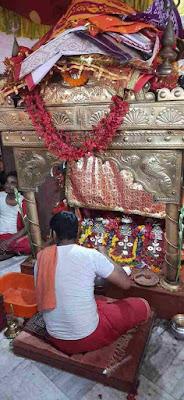 Ghagar Buri Temple Asansol