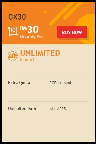 U Mobile Giler Unlimited Plans With Unlimited Data For As Low As