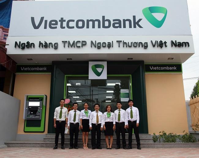 Đội ngũ ngân hàng Vietcombank