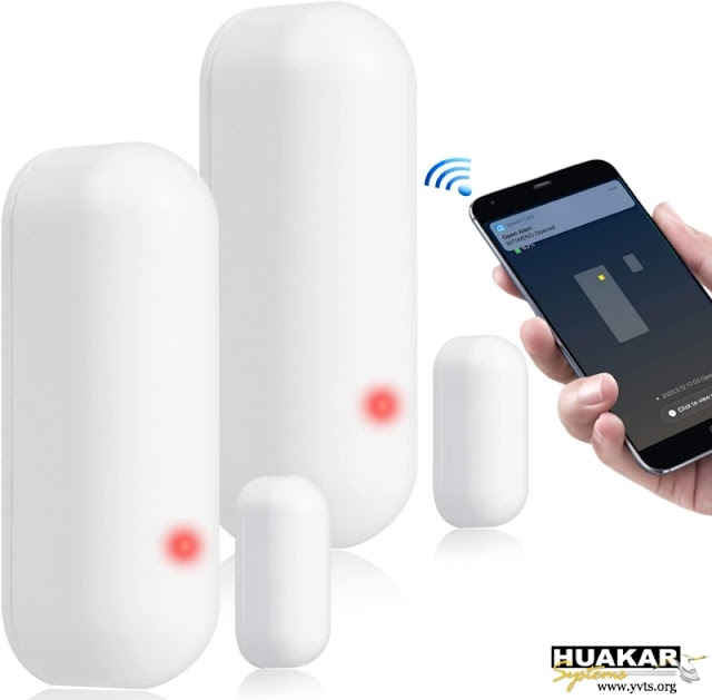 HS-SA1003 - Sensor de puerta Wi-Fi KINGWANT
