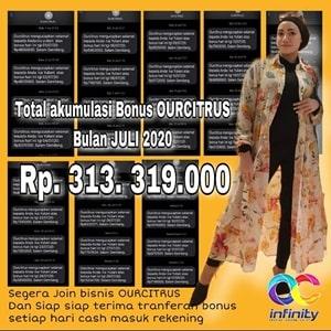 bonus bisnis ourcitrus