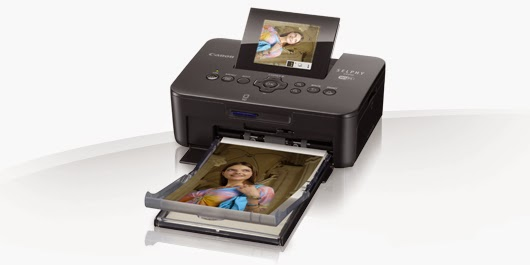 Canon Selphy CP910 Wireless Compact Photo Printer