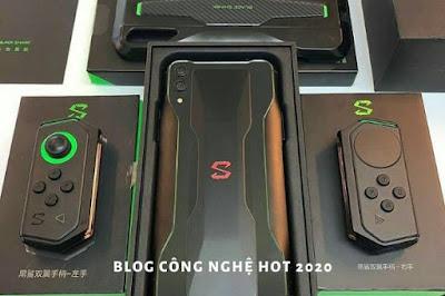 Smartphone Android - Xiaomi Blackshark 2
