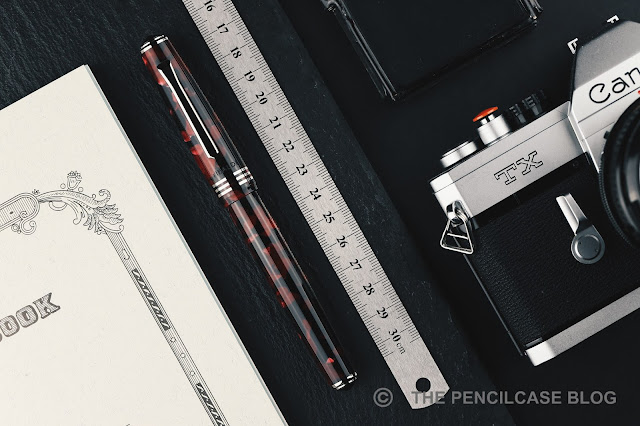 REVIEW: TIBALDI N.60 FOUNTAIN PEN