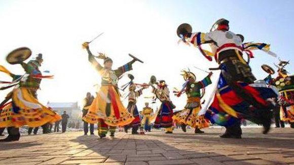 滿族的祭祀活動